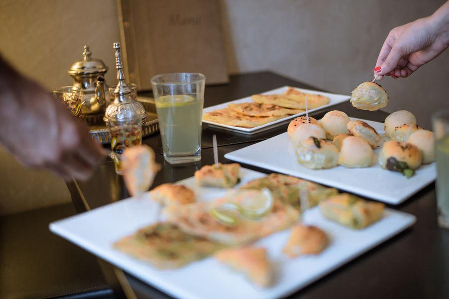 Laouz Mouffetard Salés