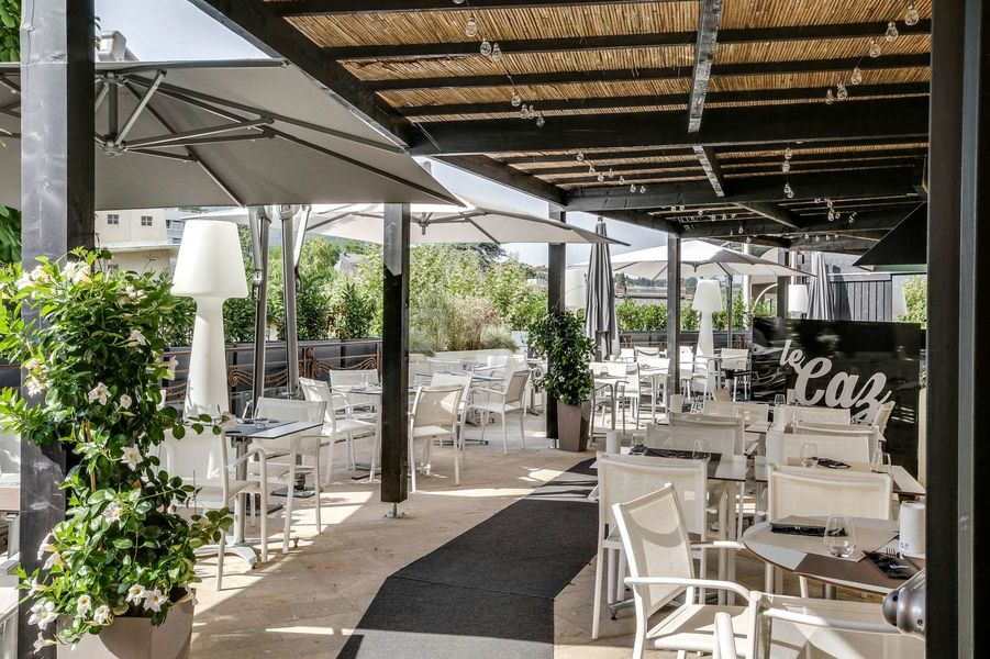 Casino De Royat Casino terrasse