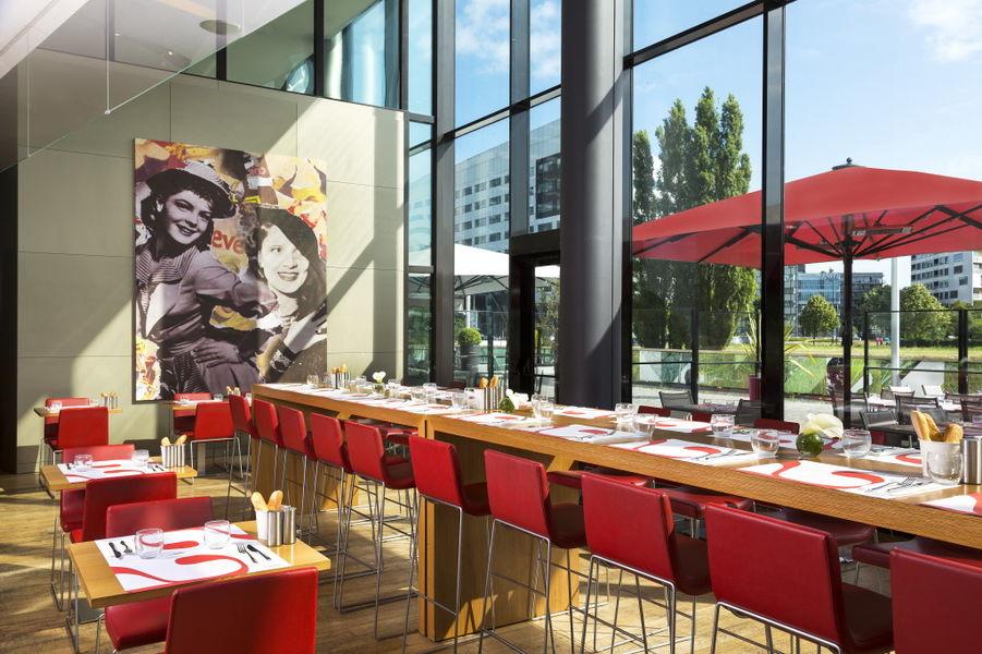Resort Barrière Lille ***** Restaurant La Terrasse du Parc