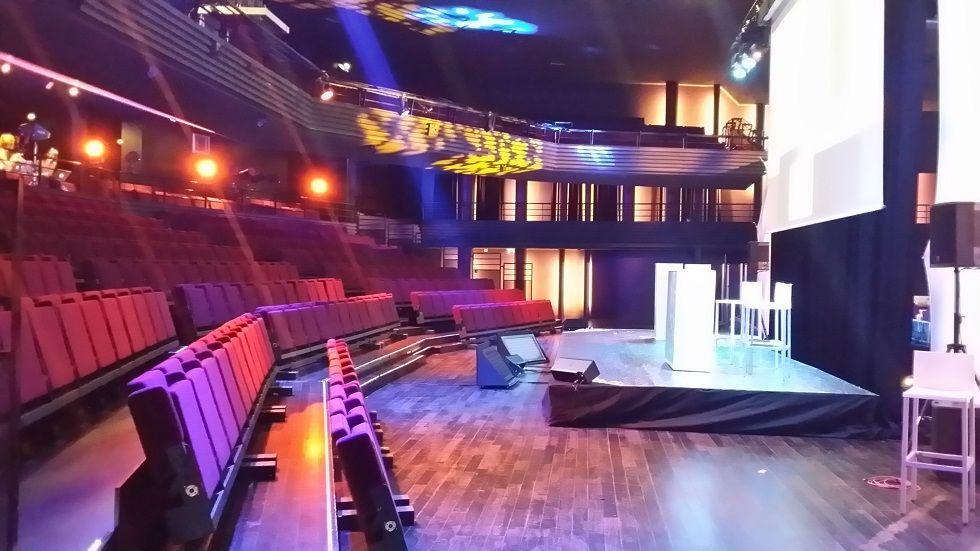 Resort Barrière Lille ***** Théâtre en auditorium