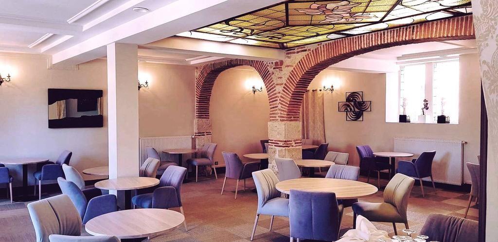 Château Saint Marcel - Hôtel Boé, Agen Restaurant