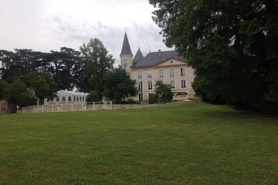 Château Saint Marcel - Hôtel Boé, Agen Extérieur