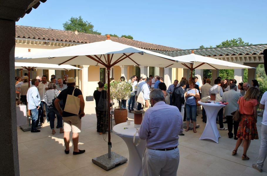 La Maison des vins Terrasse