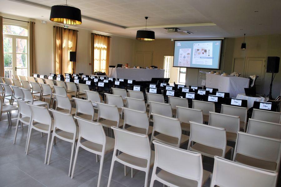 La Maison des vins Salle Banquet