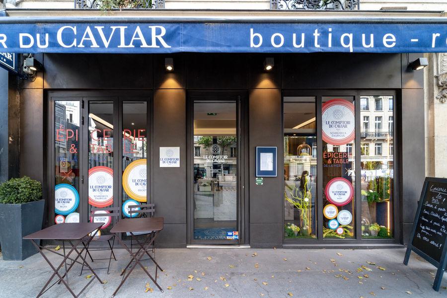 Le Comptoir du Caviar Devanture