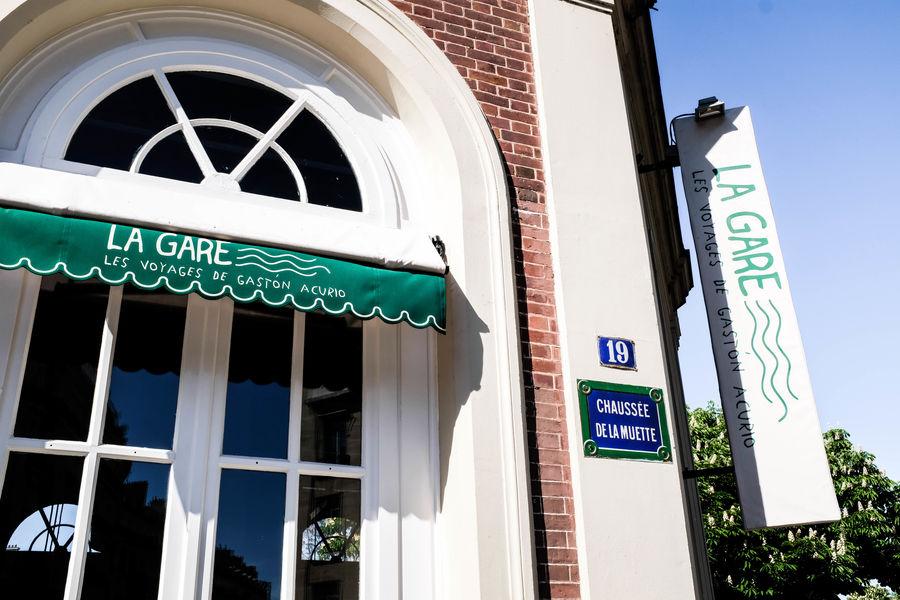 Restaurant La Gare 14