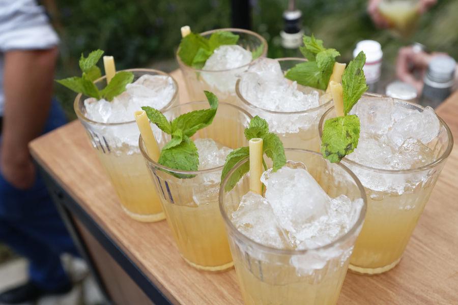 Le BAM cocktail