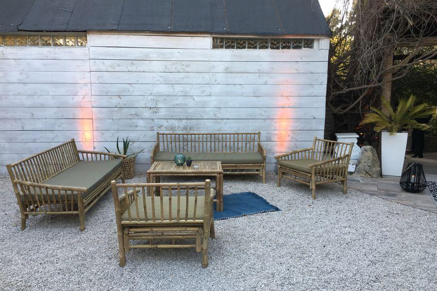 Le Set Club Terrasse des platanes