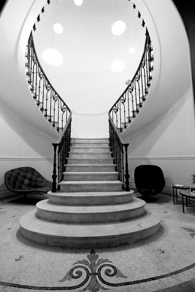 Le BAM Escalier