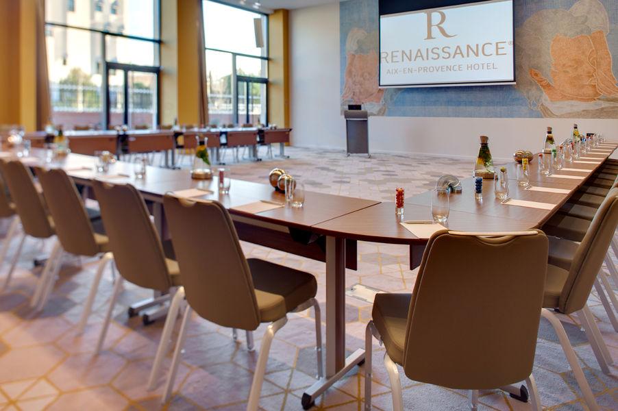 Renaissance Aix-en-Provence Hôtel ***** Giuseppe Caccavale A