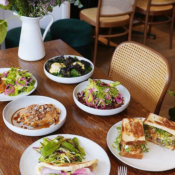 Papilles Coffeehouse Proposition culinaire