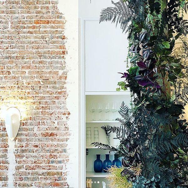 Papilles Coffeehouse decoration interieure