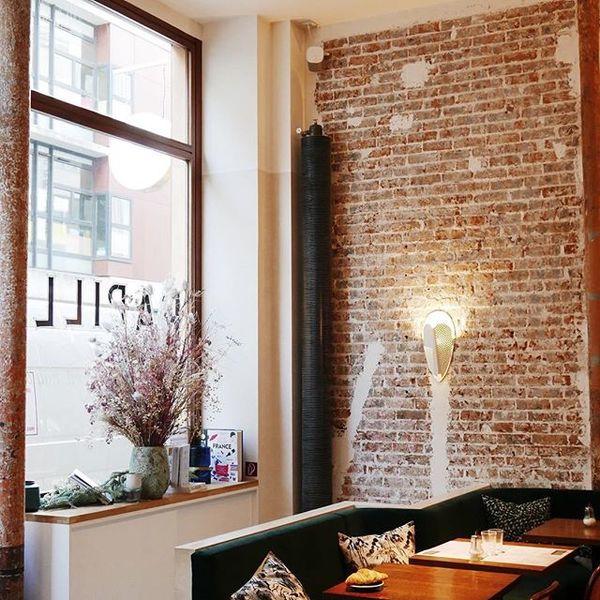 Papilles Coffeehouse atmosphère