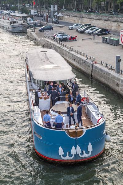 Yacht Joséphine évènement