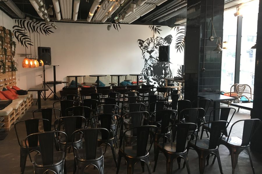 ESS'pace Coworking Espace Bar - Format conférence