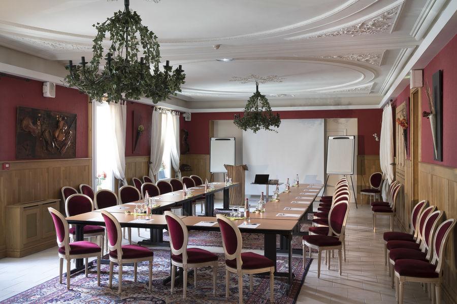 Hôtel et Spa Le Lion d'Or *** Salle prestige