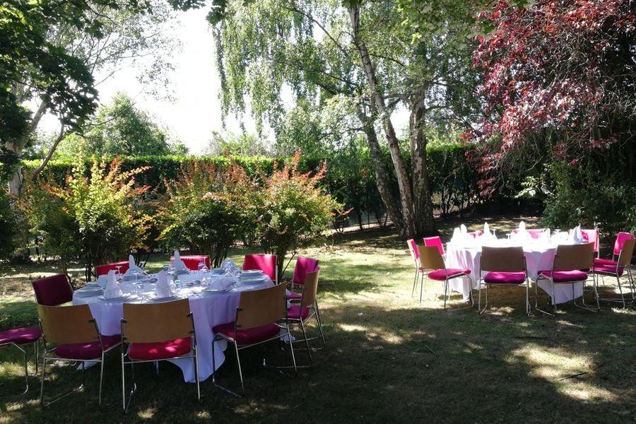 Hôtel Novotel Poissy Orgeval Jardin