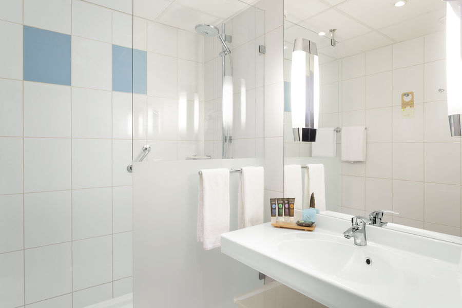 Hôtel Novotel Poissy Orgeval Salle de bain