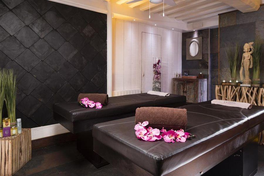 Hôtel et Spa Le Lion d'Or *** Salle Ambiance Spa