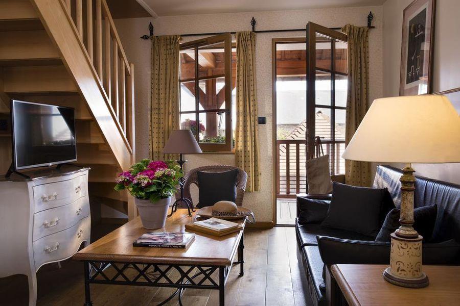 Hôtel et Spa Le Lion d'Or *** Chambre