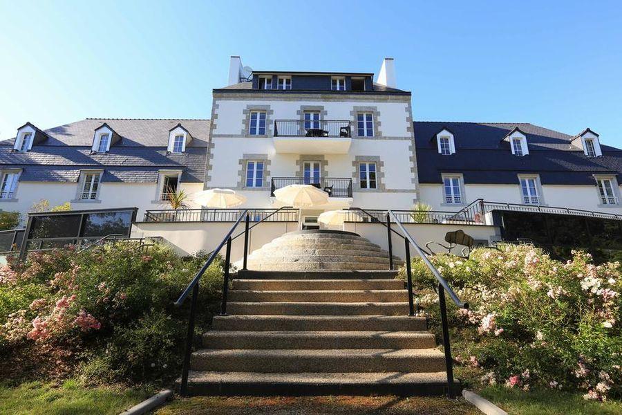 Le Domaine de Pont Aven ArtGallery Resort *** Façade