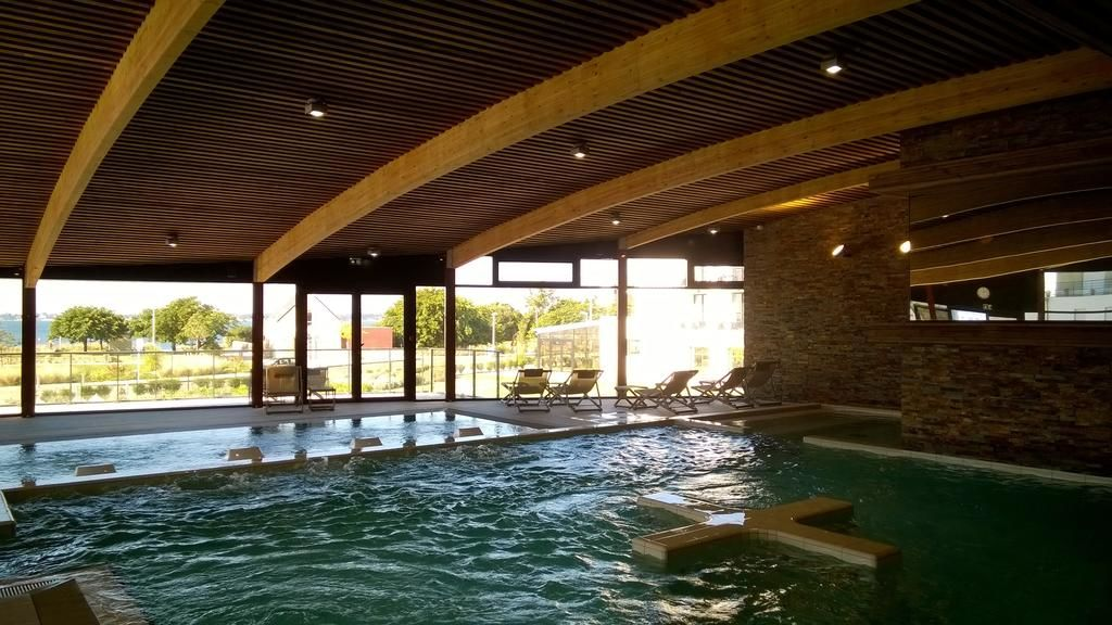 Resort Thalasso Concarneau Spa Marin Resort **** Piscine