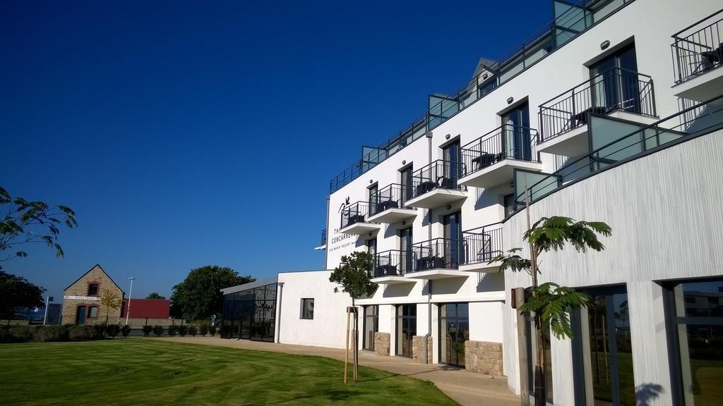 Resort Thalasso Concarneau Spa Marin Resort **** Extérieur