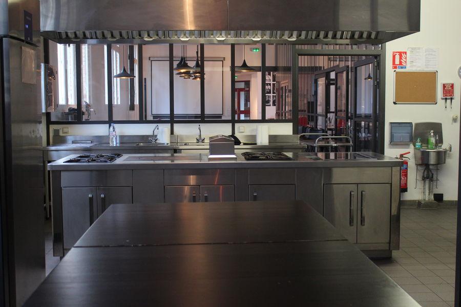 KITCHEN STUDIO Espace cuisine professionnelle