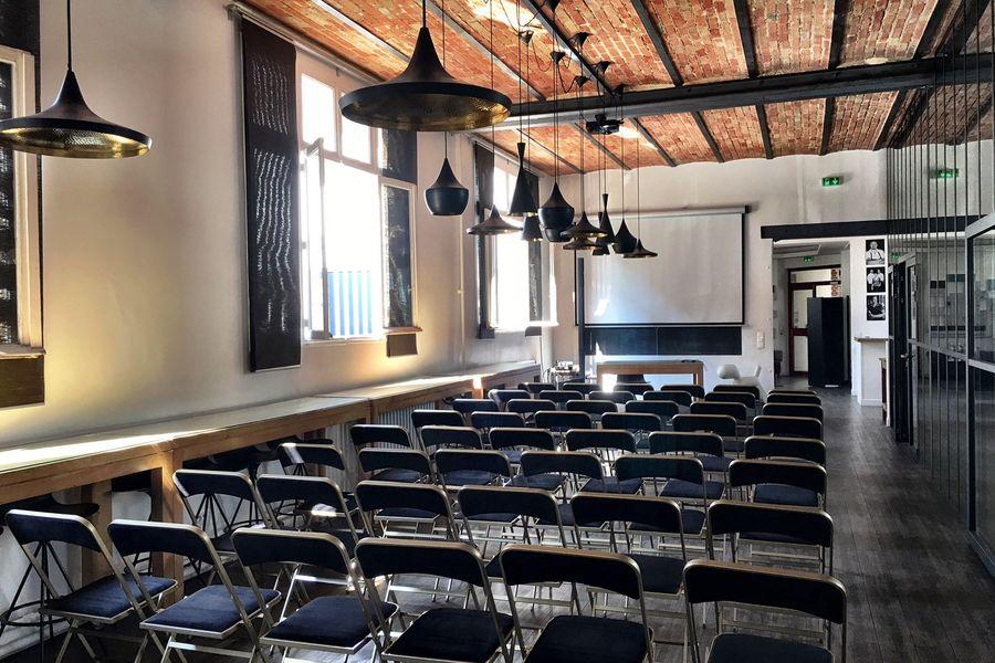 KITCHEN STUDIO Espace Bistroloft (salle plénière)