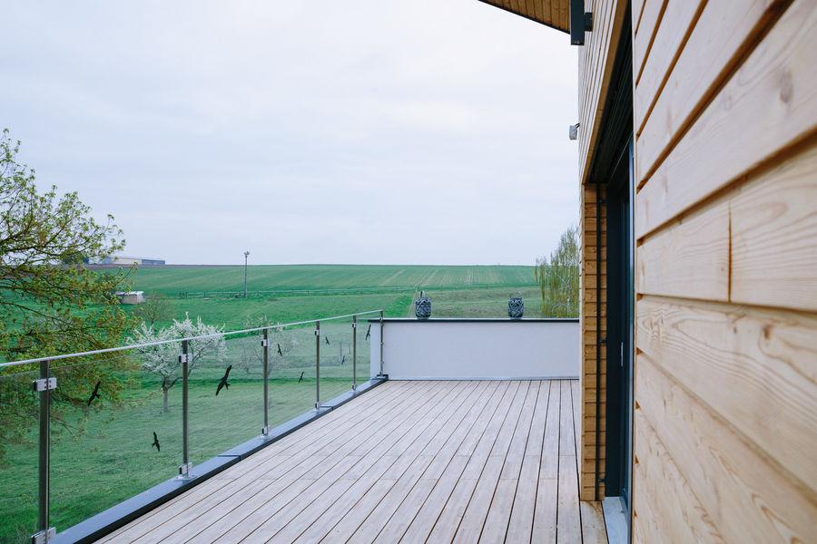 La Maison Devant La Prairie  LE ROOFTOP La terrasse panoramique