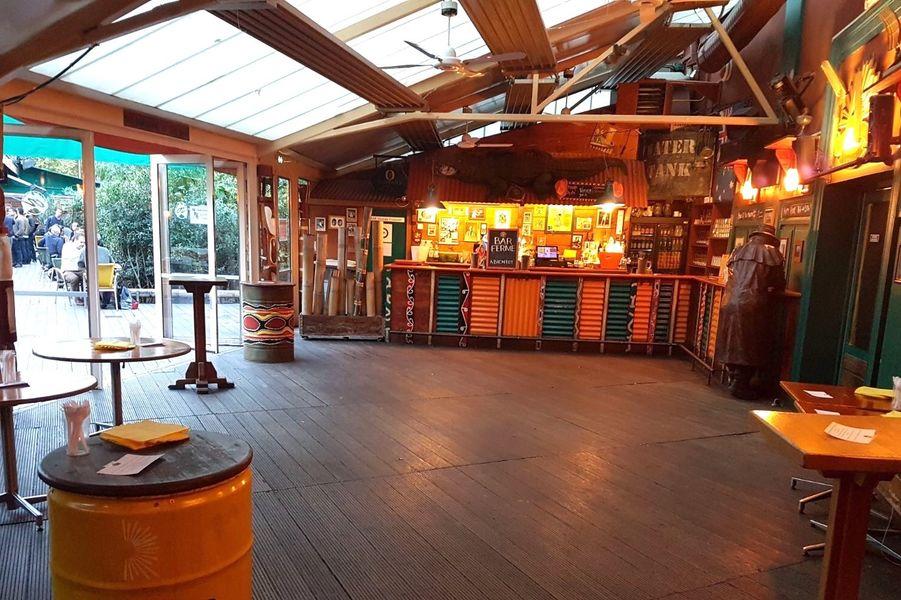 Café Oz Denfert-Rochereau Véranda - Anzac