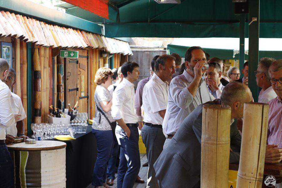 Café Oz Denfert-Rochereau Terrasse - Cocktail