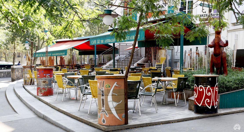 Café Oz Denfert-Rochereau 12