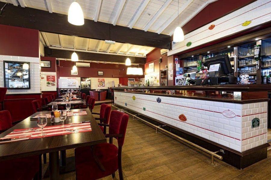 Ibis Styles Avignon Sud *** Restaurant la Boucherie