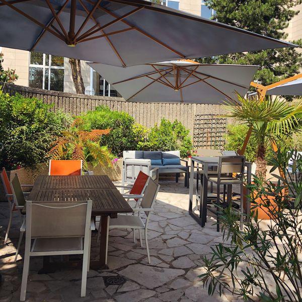 Hôtel Mercure Paris Vélizy **** Terrasse