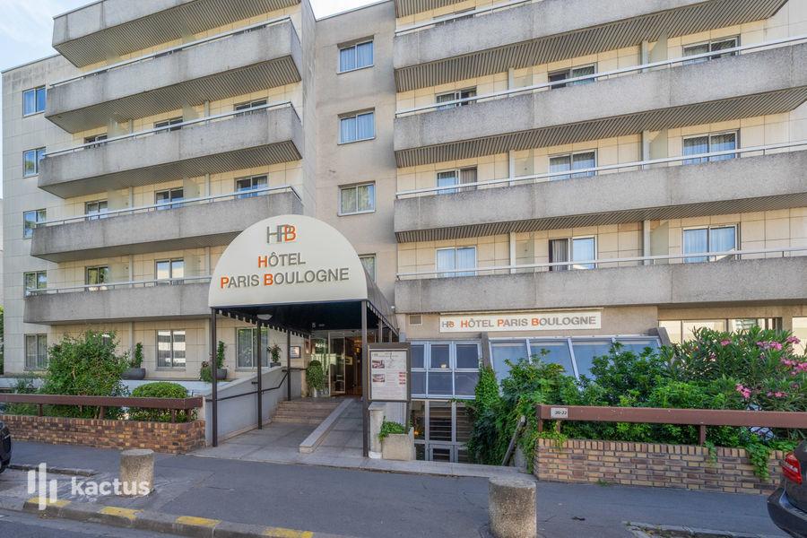 Hôtel Paris Boulogne **** 27