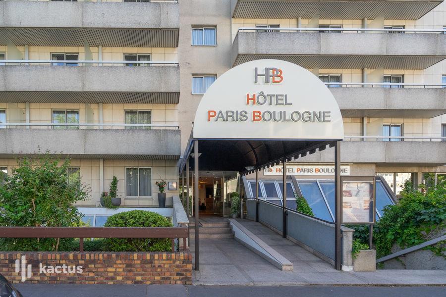 Hôtel Paris Boulogne **** 29