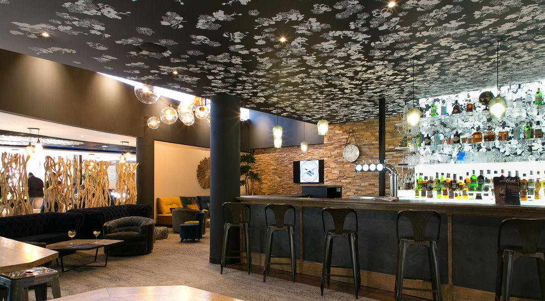 Mercure Bordeaux Aéroport **** Bar