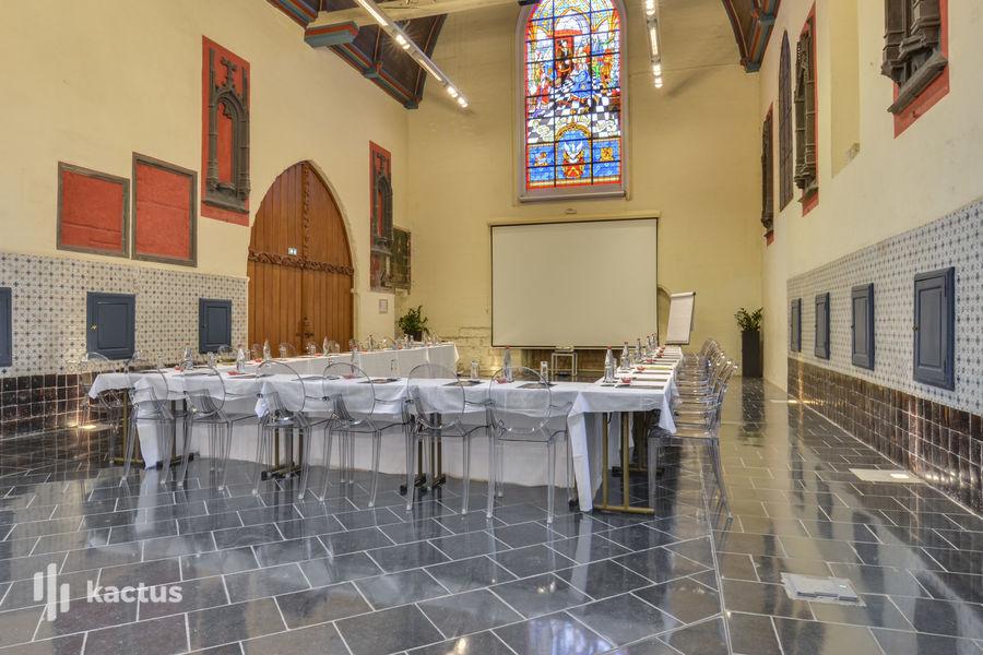 Hermitage Gantois ***** Salle des Hospices