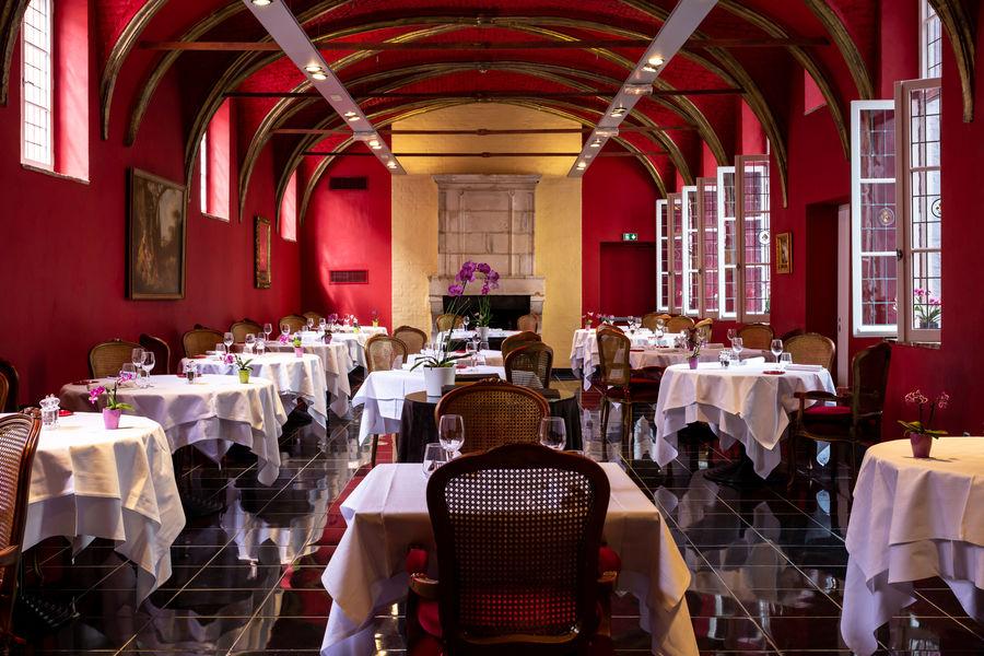 Hermitage Gantois ***** Restaurant Le H