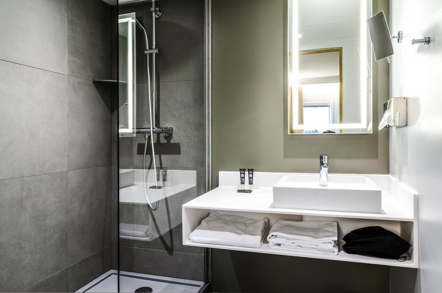 Novotel Paris Porte d'Orléans **** Salle de bain