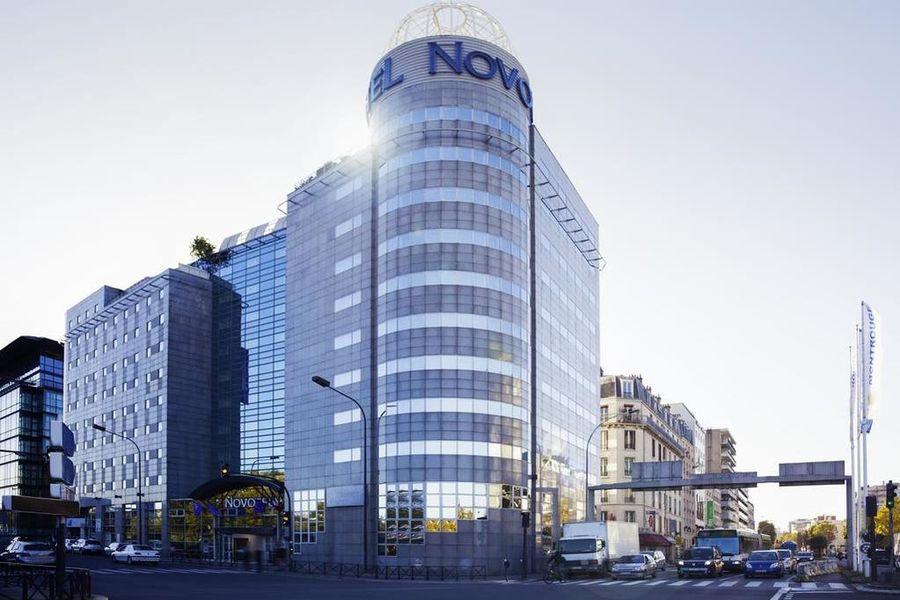 Novotel Paris Porte d'Orléans **** Façade