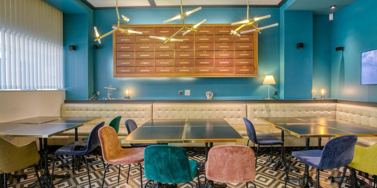 Lieu Privé - L'Annexe Espace bar