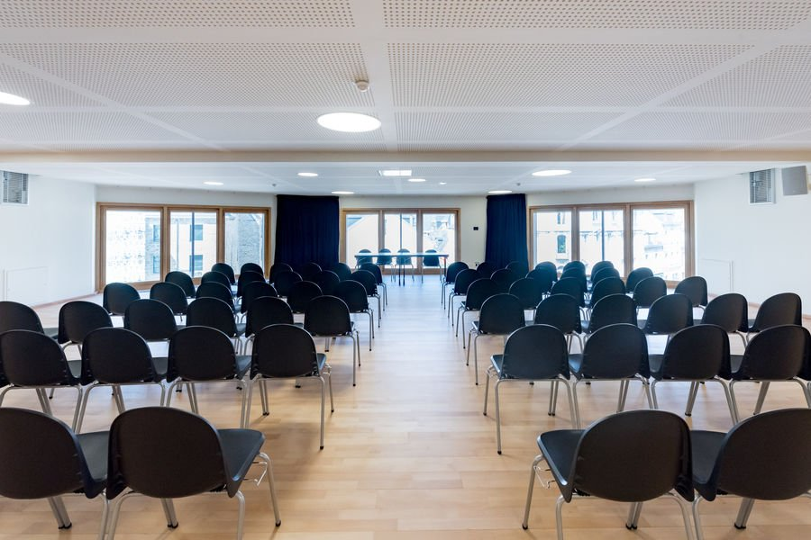Centre des Congrès du Chapeau Rouge Salle de conférence JET