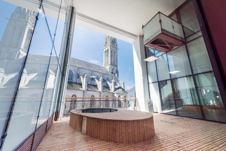 Centre des Congrès du Chapeau Rouge Terrasse 1er étage