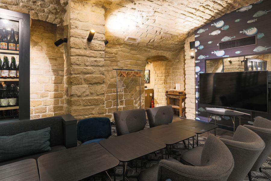 Breizh Café Montorgueil Le salon