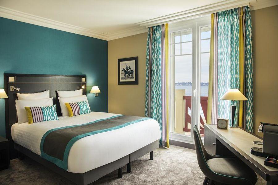 Hôtel Mercure La Baule Majestic **** Chambre côté mer
