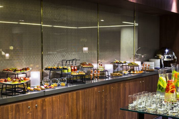 Melia Paris la Defense **** Buffet
