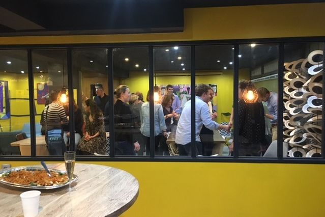 L'Usine Café & Coworking 27