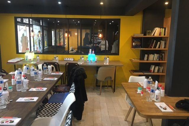 L'Usine Café & Coworking 28